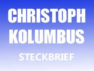 Teaserbild - Christoph Kolumbus Steckbrief