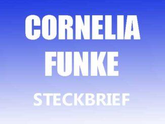 Teaserbild - Cornelia Funke Steckbrief