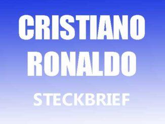 Teaserbild - Cristiano Ronaldo Steckbrief