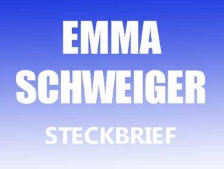 Teaserbild - Emma Schweiger Steckbrief