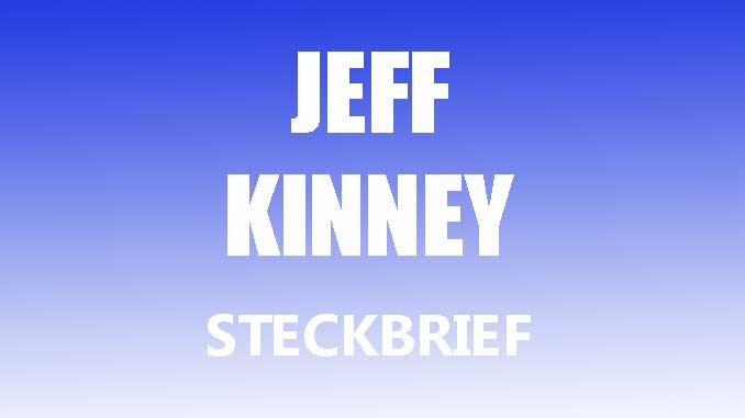 Teaserbild - Jeff Kinney Steckbrief