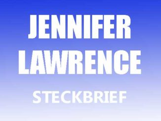 Teaserbild - Jennifer Lawrence Steckbrief