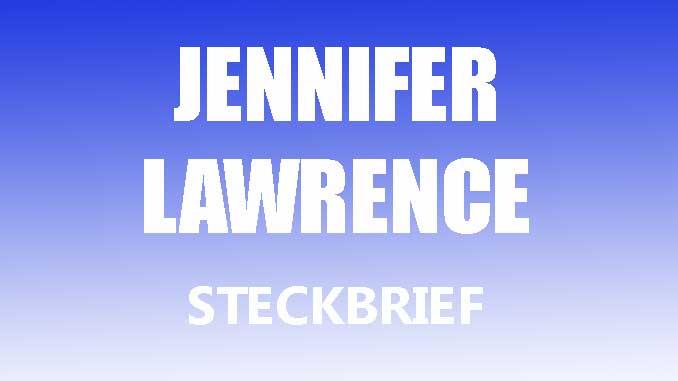 Teaserbild - Jennifer Lawrence Steckbrief