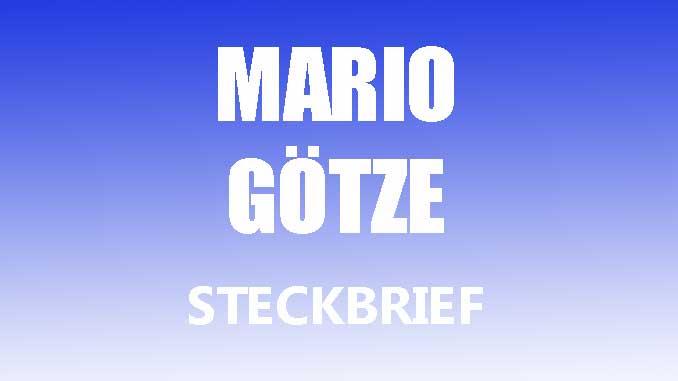 Teaserbild - Mario Götze Steckbrief