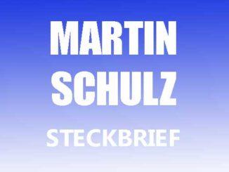 Teaserbild - Martin Schulz Steckbrief