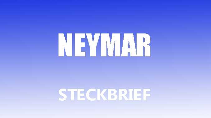 Teaserbild - Neymar Steckbrief